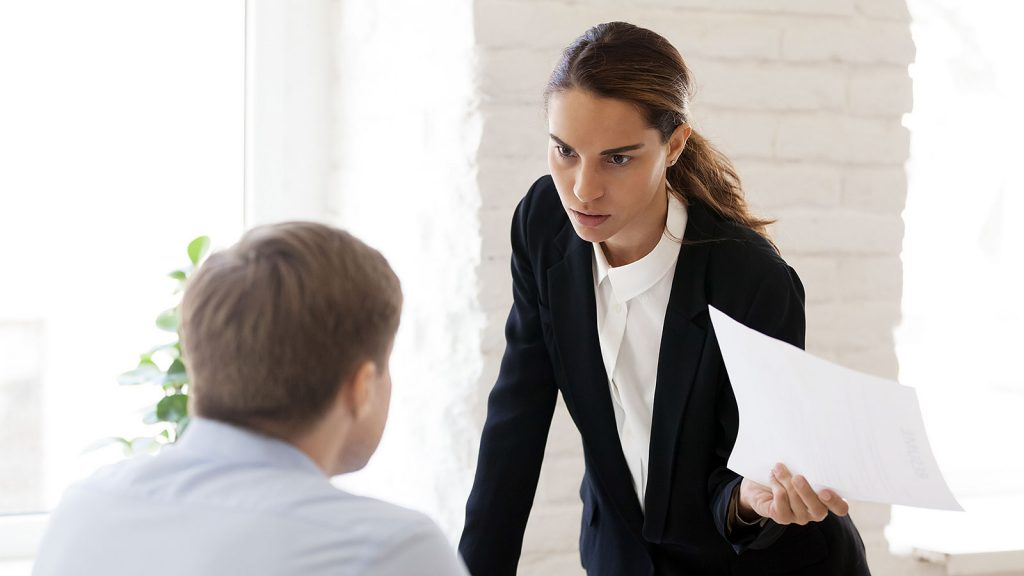 Formas de actuar contra el acoso laboral